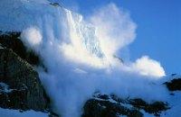 ДСНС знову попередила про лавинну небезпеку в Закарпатській і Івано-Франківській областях