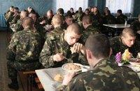 Янукович одобрил планы Ежеля сократить солдат