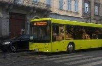 """Львов отказался покупать автобусы из Беларуси, чтобы не финансировать """"режим"""""""