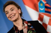 Новим генсеком Ради Європи обрана хорватка Пейчинович-Бурич