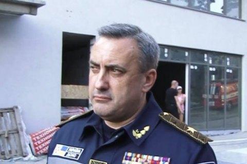 Ексглаву одеської ДержНС суд відправив під нічний домашній арешт