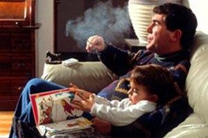 Пассивное курение нарушает кашлевой рефлекс у детей, - ученые
