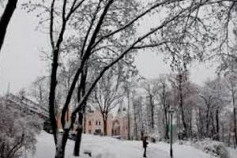 У вівторок у Києві обіцяють невеликий сніг