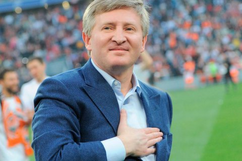 FT: Ахметов намагається стати союзником Зеленського