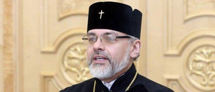 Архієпископ Даниїл Памфільський Української православної церкви у США