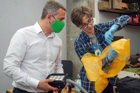 Волонтери-винахідники часів пандемії