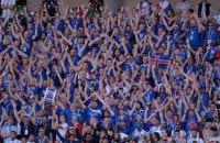 Дебютний матч збірної Ісландії на Чемпіонаті світу переглянуло 99,6% телеглядачів країни
