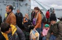 Украинцы из Ливии: мирное население тоже бомбят