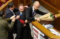 НФ считает выходку Барны последствием антиправительственной кампании