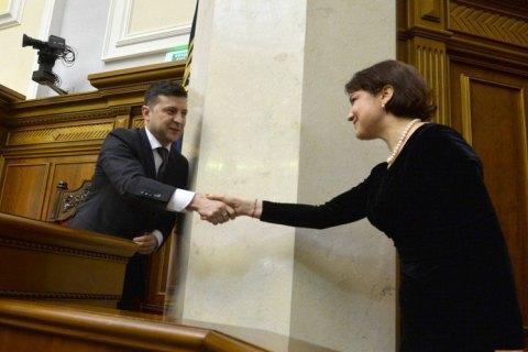 Зеленський призначив Венедіктову генпрокуроркою