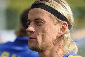 Тимощук вошел в десятку рекордсменов Европы по матчам за сборную