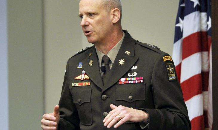 Глава разведуправления Минобороны США Скотт Баррьер