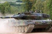 """ФРГ согласилась поставить Саудовской Аравии более 200 новых танков """"Леопард"""""""