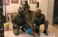 Полиция поймала одного из налетчиков, которые застрелили охранника ювелирного магазина в Киеве