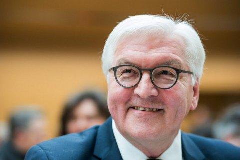 Штайнмайер принес присягу в качестве президента Германии