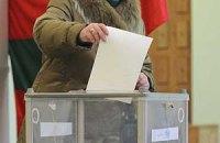 В парламенте Молдовы начались выборы президента