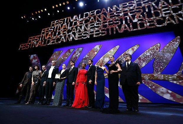 Члены жюри фестиваля