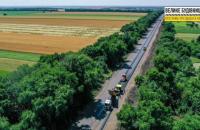 """""""Автомагістраль-Південь"""" завершує будівництво 80 км ключової траси Дніпропетровщини"""