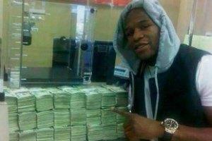 Мейвезер является самым богатым спортсменом в мире