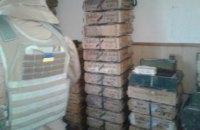 В Донецкой области на склад с боеприпасами БПЛА сбросили фосфорные гранаты