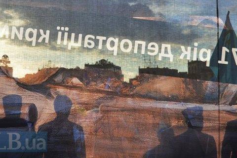 Прокуратура занялась уголовным делом о депортации крымских татар