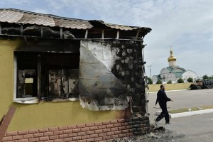 У Луганську терористи застрелили майора міліції