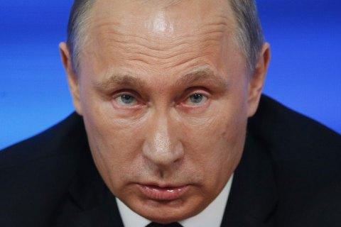"""Путин считает вступление Украины в НАТО """"красной линией"""" для России"""