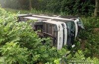 Кількість постраждалих у ДТП автобуса на Рівненщині зросла до 23 осіб
