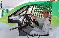 "Президент Туркменистана ""засветился"" за рулем Bugatti Veyron"