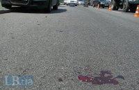 В Черниговской области полицейский насмерть сбил велосипедиста