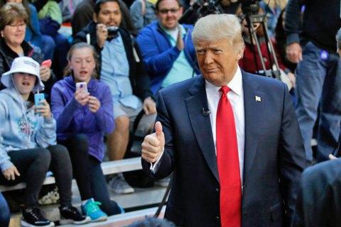 Трамп почав рахувати дні до інавгурації