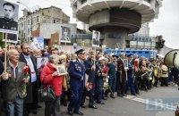 Під час акцій у Києві поліція склала три адмінпротоколи, затриманих немає