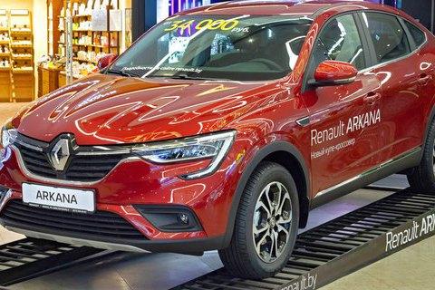 На ЗАЗе будут собирать кроссоверы Renault из российских машинокомплектов