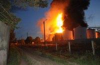 Порошенко доручив міністру культури скликати штаб ліквідації пожежі у Глевасі