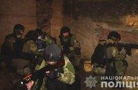 """Полицейский спецназ """"Мангуст"""" прошел """"курс выживания"""" в одесских катакомбах"""