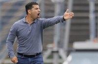 Клуб Бундесліги призначив п'ятого головного тренера за сезон