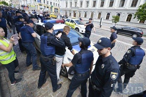 Деканоидзе об итогах Марша равенства: задержано 57 человек, составлено 10 админпротоколов