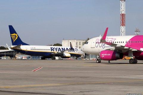Літак Wizz Air з Катовіце до Запоріжжя здійснив аварійну посадку