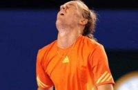 Долгополов проиграл на Australian Open в 5-сетовом триллере