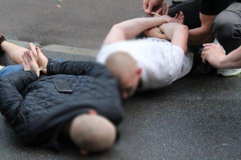 СБУ: СпецслужбиРФ готували напад із вибухівкою накиївський офіс «Батьківщини»