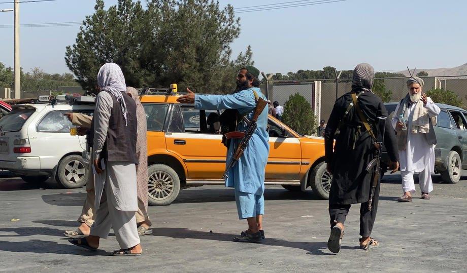 Перекрита бойовиками дорога в аеропорт Кабула