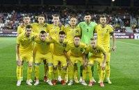Україна опустилася нижче від Японії в рейтингу ФІФА