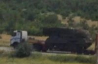 """Британская разведка уверена, что """"Бук"""", из которого сбили MH17, привезли российские военные"""