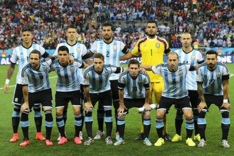 Матч збірних Аргентини й Ізраїлю в Єрусалимі скасували через загрозу теракту