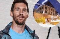 Мессі відкриває черговий готель на гірськолижному курорті