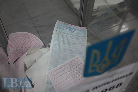 """""""Батькивщина"""" заявила о массовых фальсификациях при подсчете голосов на довыборах в Раду"""
