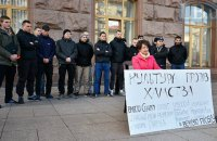 У Києві пройде концерт на підтримку боротьби із забудовою Сінного ринку