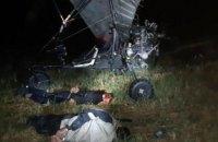 В Словакии задержали двух украинцев, которые на дельтаплане переправляли нелегалов через границу