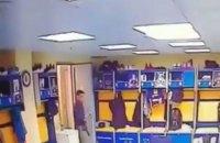 Во время финального матча чемпионата России по баскетболу цинично ограбили раздевалку одной из команд