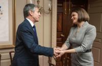 Тихановська у США зустрілася з держсекретарем Ентоні Блінкеном